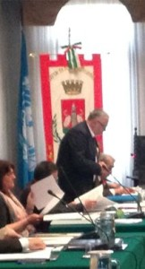 8 05 2016 bilancio previsione 2016 - Marco Terenzi dichiarazione di voto