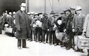 migranti inizio 1900