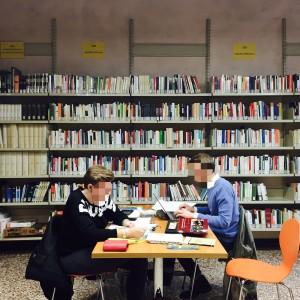 biblioteca portogruaro ragazzi che studino