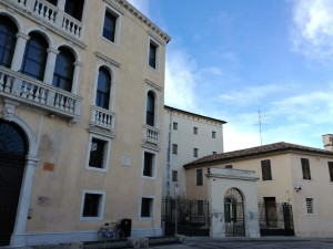 Palazzo Venenzio ed ex Carceri (già sede del Giudice di Pace)